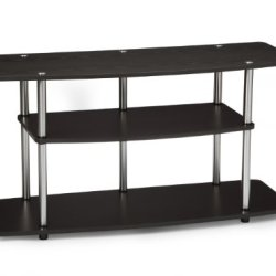 Convenience Concepts Designs2Go 3-Tier Wide TV Stand, Dark Espresso