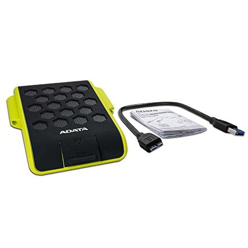 Adata HD720 1TB USB3.0 External Hard Drive - Green 5