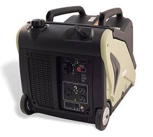 Raptor Blast Gasoline Powered 3,000 Watt Inverter Generator