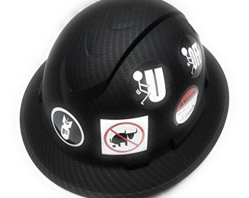 F*%K U Hard Hat Sticker / Decal / Label Tool Lunch Box Helmet F Bomb Word  Sarcastic - - Amazon.com