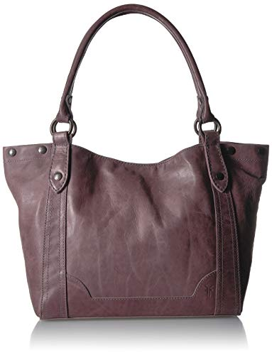 81%2BflDbEkVL Magnetic snap closure. Two leather handles with a drop length of 9.5 inches Interior lining with a back wall zip pocket and two open accessory pockets