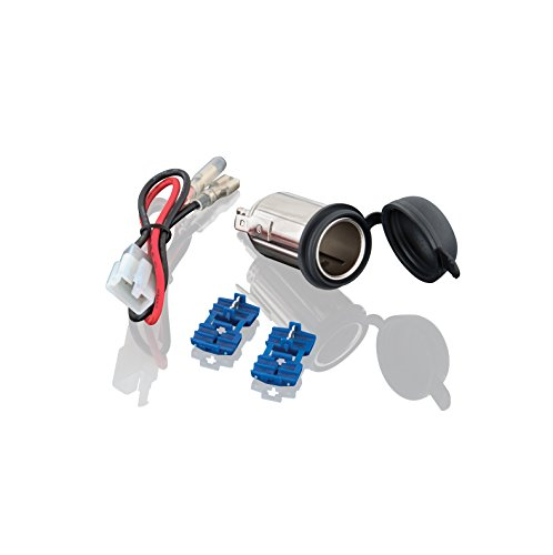 Show Chrome Accessories 52-748 Accessory Power Supply Socket