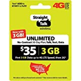 Straight Talk Refill Card $35 Straight Talk Refill Card $35