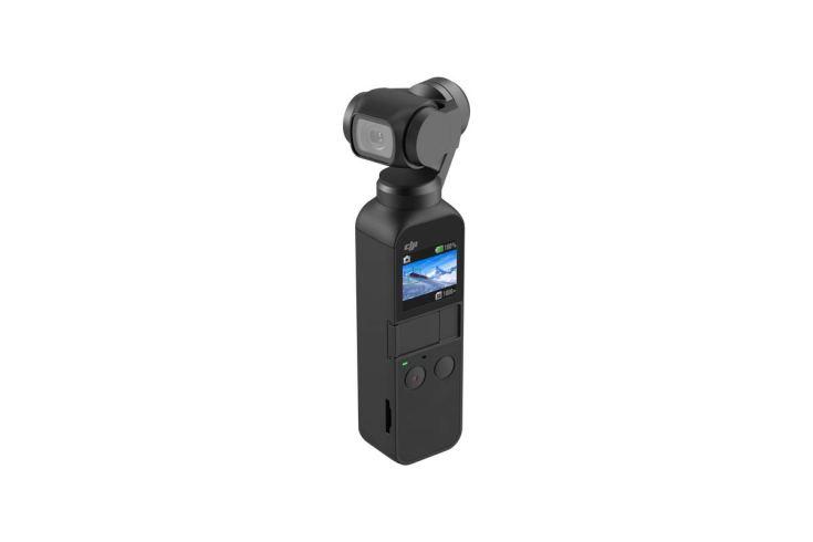 DJI Osmo Pocket Action Camera Black Friday Deal