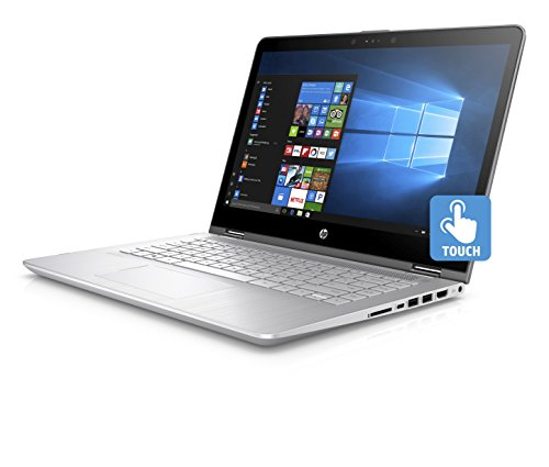 HP 14-ba075TX 2017 14-inch Laptop (Core i3/4GB/1TB/Windows 10 Home/2GB Graphics), Natural Silver 9