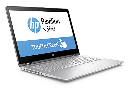 HP 14-ba075TX 2017 14-inch Laptop (Core i3/4GB/1TB/Windows 10 Home/2GB Graphics), Natural Silver 5