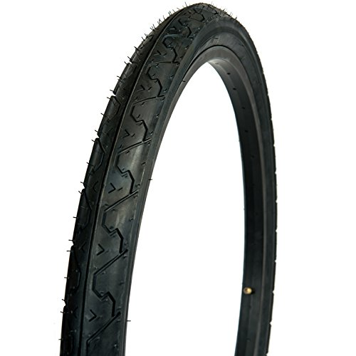 Kenda Tires K838 Commuter/Cruiser/Hybrid Bicycle Tires, Black, 26-Inch x 1.95