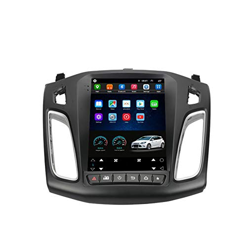 Topdisplay-Android-91-Ford-Focus-2012-2016-104inch-Tesla-Style-Car-in-Dash-Console-DVD-Player-Radio-Stereo-IPS-Touch-Screen-with-car-System-232GB-Bluetooth-WiFi-GPS-Navigation-Build-in-Maps