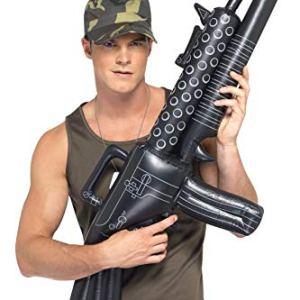 Smiffy's 36-inch Machine Gun Inflatable – Large 41A5rLuaQoL