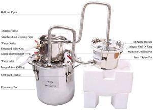 YUEWO-New-3-Pots-DIY-5-Gal-20-Litres-Alcohol-Moonshine-Still-Spirits-Stainless-Steel-Boiler-Water-Distiller-Wine-Making-Kit