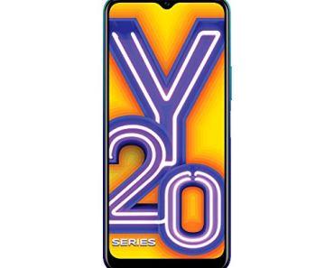 Vivo Y20i (Nebula Blue, 3GB RAM, 64GB Storage) with No Cost EMI/Additional Exchange Offers