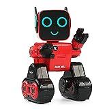 Robot Télécommande Teepao, Robot Jouet RC Détecte les gestes, chante, danse, parle et enseigne la science Robot Smart for Kids