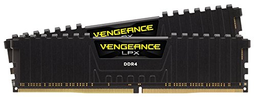 Corsair Vengeance LPX 16GB (2x8GB) DDR4 DRAM 3000MHz C15 Desktop Memory Kit - Black (CMK16GX4M2B3000C15) Review