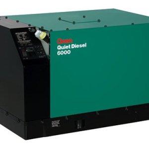 Cummins Onan QD 6.0 Diesel RV Generator | 6.0HDKAH-1044