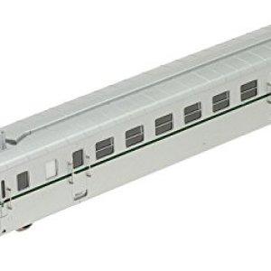 Electrotren E2146 ABJ-2 Series Diesel Railway, Silver/Green 41ATdxhWTSL
