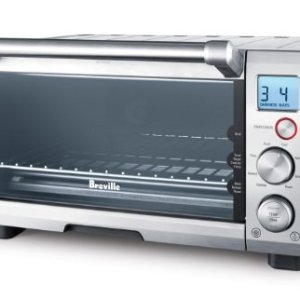 Breville the Compact Smart Oven, Countertop Electric Toaster Oven BOV650XL 13