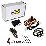 MPC Complete Factory Remote Activated Remote Start Kit for 2005-2019 Nissan Frontier Key-to-Start - with Plugin T-Harness - Firmware Preloaded