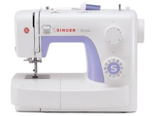 SINGER | Simple 3232 Sewing Machine with Built-In Needle Threader, & 110 Stitch Applications- Perfect for Beginners…