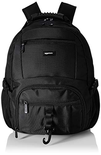 41AgolrK5QL - AmazonBasics Explorer Laptop Backpack - Fits Up to 15-Inch Laptops