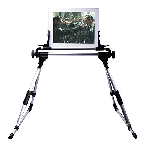Yantralay Universal Adjustable Foldable Bed Frame Tablet Stand Holder for Smartphones & Tablet(Supports Devices Upto 1 to 12 Inches in Width) 191