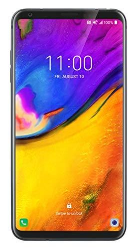 LG V35 ThinQ 64GB GSM Unlocked LTE Smartphone w/Dual 16MP Cameras, 6' QHD+ OLED FullVision, Face Recognition & Fingerprint Sensor (Platinum Gray)