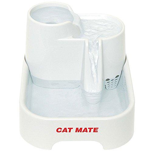 Cat Mate Pet Fountain - 70 Fluid Oz.