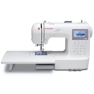 SINGER | Professional 9100 Computerized Sewing with 404 Built-In Stitches, Extension Table, & Accessories – Sewing Made Easy
