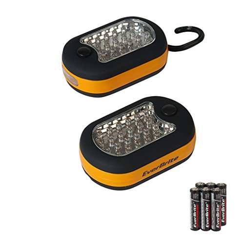 EverBrite 2-pack LED Work Light - 27 LED