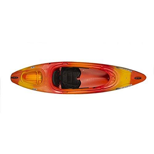 Old Town Canoes & Kayaks Vapor 10 Recreational Kayak, Sunrise