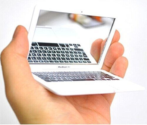 Makeup Mirror Macbook Air Apple White Mi...