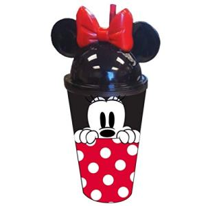 Disney Minnie Mouse Polka Dot Ears Tumbler, 16 Ounce