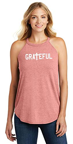 Comical-Shirt-Ladies-Grateful-Christian-Religious-Tee-Cross-Jesus-Religion-Rocker