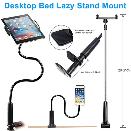 BROLAVIYA ® Flexible Lazy pod Stand Mount for Mobile and Tablets by Iceberg Makers 97
