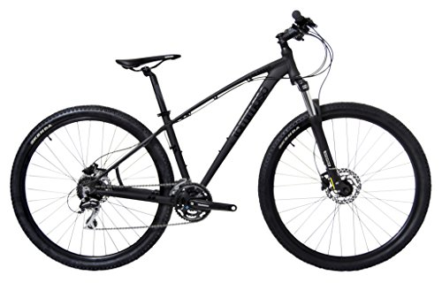 Tommaso 2022 Gran Sasso 29er Mounain Bike Hydraulic Disc Hardtail Best Looking MTB Matte Black 100mm Travel Suspension