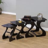 Product review for Frenchi Home Furnishing Nesting Tables (Set of 4) …