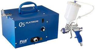Fuji-Industrial-Spray-Equipment-PLATINUM-T75G-Fuji-2895-T75G-Q5-Platinum-Quiet-HVLP-Spray-System