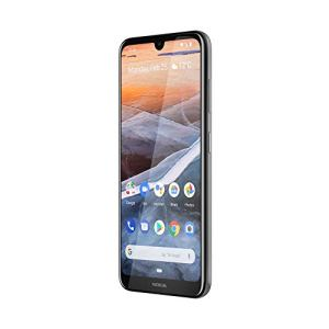 Nokia 3.2 (Steel, 3GB RAM, 32GB Storage)