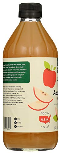 365 by Whole Foods Market, Organic Vinegar, Apple Cider - Raw, 16 Fl Oz 5
