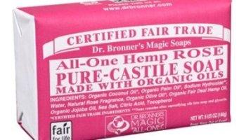 Dr  Bronner's Pure-Castile Bar Soap Variety Gift Pack– 5oz