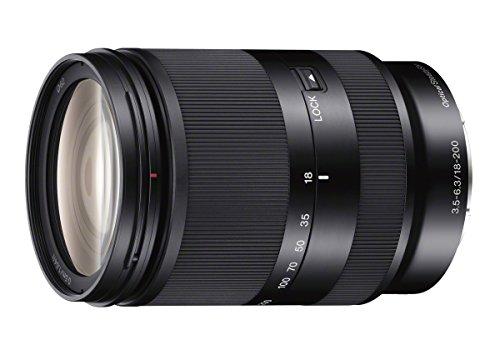 Sony 18-200mm F3.5-6.3 E-Mount Lens