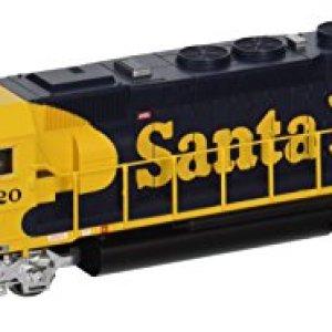 Bachmann Industries Santa Fe #5020 EMD SD40-2 DCC Equipped Diesel Locomotive 41Bba 2BBfdbL