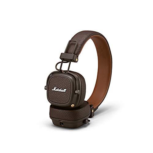 Marshall Major III Audifonos On Ear Bluetooth, Color Café