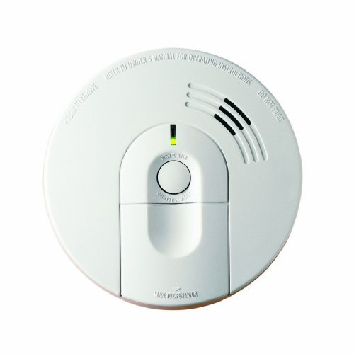 Kidde i4618 Firex Hardwire Ionization Smoke Detector with Battery Backup by Kidde