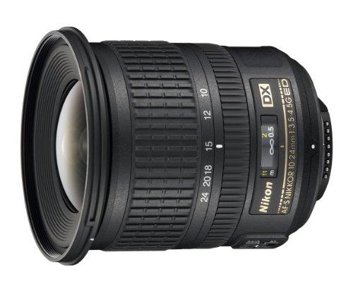 Nikon AF-S DX NIKKOR 10-24mm f/3.5-4.5G ED Zoom Lens