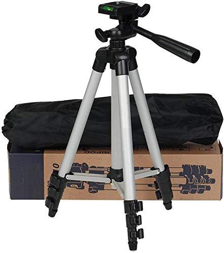 Aluminium Portable and Foldable Tripod Stand