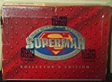 Superman Platinum Series Collector's Trading Card Box -36 Count
