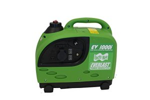Everlast ElectraWave 1000i 1000 Watt Portable Gas powered Inverter Generator