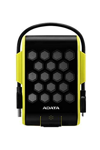 Adata HD720 1TB USB3.0 External Hard Drive - Green 1