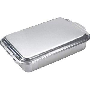 Mirro / Masterbuilt 84975 Aluminum 9″ x 13″ Cake Pan & Lid 0980000PX 41C ueGDN7L