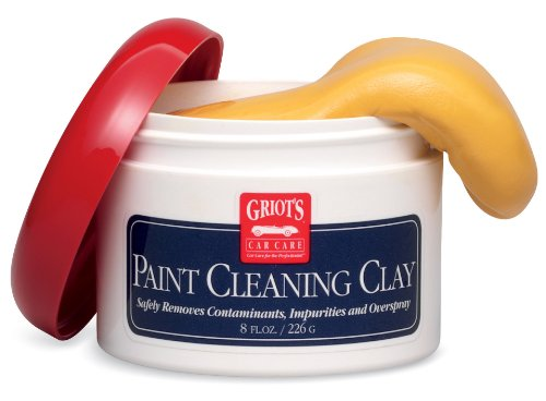 Griot's Garage Paint Cleaning Clay